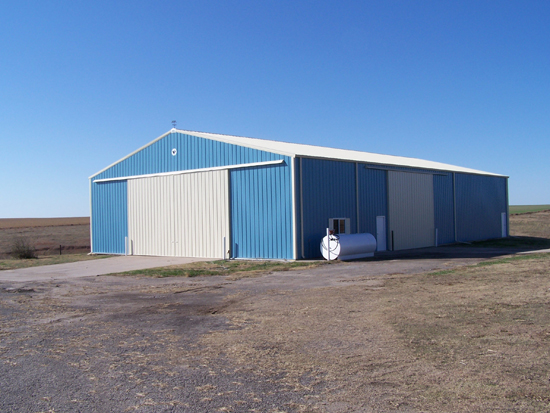 60x100x16 Machine Shed