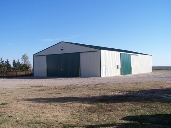 51x99x15 Machine Shed